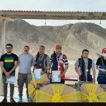 نفرات برتر اهداف پروازی یزد 99